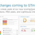 GTmetrix 即將發生重大變化:Lighthouse、新的測試地點和新的 PRO 計劃等。
