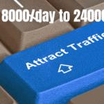 SEO 案例 (實戰編) – 流量由 8000/日 到 24000/日 的操作方法