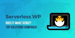 headless WordPress hosting
